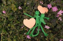 Amore bacio Astrazione Fotografia Stock