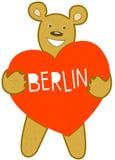 Amore Berlino dei bambini Immagini Stock