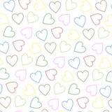 Amore come è Differente ma sempre egualmente Fondo di vettore illustrazione vettoriale