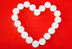 Amore come la droga Fotografia Stock Libera da Diritti