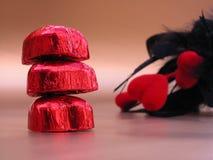 Amore-Cuore Fotografia Stock