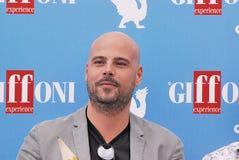 ` Amore de Marco D au festival de film de Giffoni 2016 Images stock