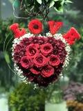 amore dei fiori Fotografia Stock Libera da Diritti