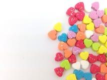 Amore del cuore immagini stock libere da diritti