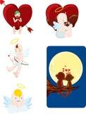 Amore del Cupid Fotografia Stock