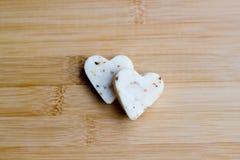 Amore del formaggio Fotografia Stock Libera da Diritti