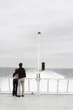 Amore del traghetto Immagine Stock Libera da Diritti