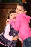 Amore della sorella immagini stock libere da diritti