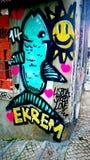 Amore della via a Lisbona Fotografie Stock Libere da Diritti