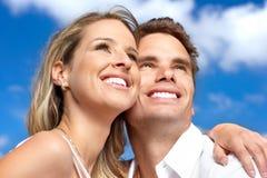 amore delle coppie Fotografie Stock Libere da Diritti