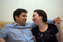 amore delle coppie Fotografia Stock Libera da Diritti