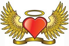 Amore di angelo Immagine Stock Libera da Diritti
