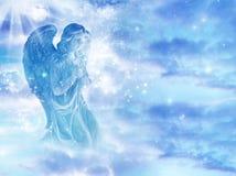 Amore di angelo Fotografie Stock