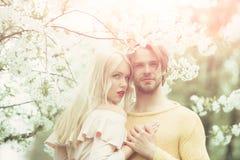 Amore e romance, relazione, coppia felice fotografia stock