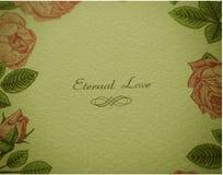 Amore eterno fotografie stock libere da diritti