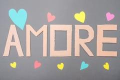 Amore Stock Photo