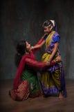 Amore materno e cura Fotografie Stock