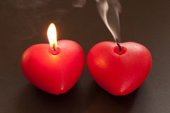 Amore non corrisposto Fotografie Stock