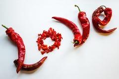 Amore, passione bruciante immagini stock libere da diritti