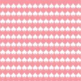 Amore rosa sveglio Fotografia Stock