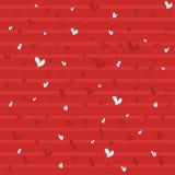 Amore spogliato Fotografia Stock