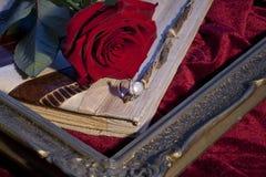 Amore story_2 Fotografie Stock Libere da Diritti