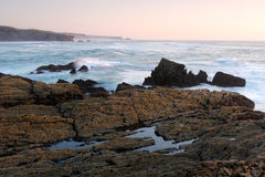 Amoreira beach in South-West Alentejo, Portugal Stock Image