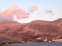Amorgos, Cícladas, Grecia fotos de archivo