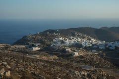 Amorgos, Cyclades, Grèce Photo libre de droits