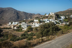 Amorgos, Cyclades, Greece Stock Photos