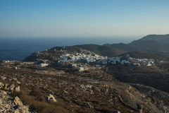 Amorgos, Cyclades, Greece Royalty Free Stock Images