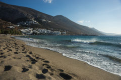Amorgos, Cyclades, Greece Stock Image