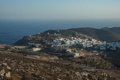 Amorgos, Cyclades, Greece Royalty Free Stock Photo