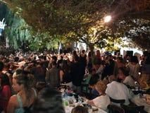 Amorgos, die Kykladen, Griechenland Lizenzfreie Stockfotos