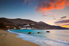 Amorgos-Insel Lizenzfreie Stockfotos