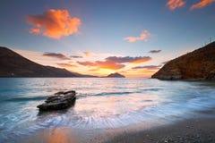 Amorgos island. Stock Photo