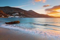 Amorgos island. Stock Photography