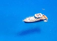 In Amorgos island in Greece Royalty Free Stock Photos