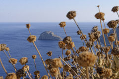 Amorgoseiland Griekenland Royalty-vrije Stock Foto