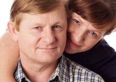 Amorous Couple. Royalty Free Stock Photography