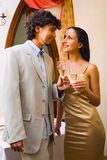 Amorous couple Royalty Free Stock Images