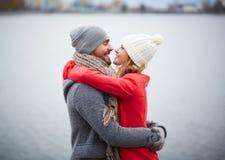 Amorous couple Royalty Free Stock Image