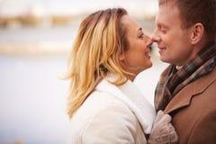 Amorous dates Royalty Free Stock Photo