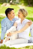 Amorous Paare Lizenzfreie Stockbilder
