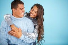 Amorous Paare Lizenzfreie Stockfotos