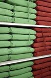 Amortiguadores coloridos foto de archivo