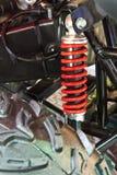 Amortiguadores de choque del coche de ATV Imágenes de archivo libres de regalías