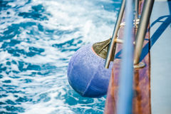 Amortisseur à bord Photo stock