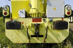 Amortisseur de Locomotiv Image libre de droits
