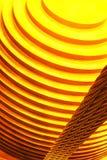 Amortisseur de masse abstrait de Taïpeh 101 Photos stock